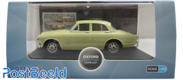 Oxford Volvo Amazone Light Green + Stamp