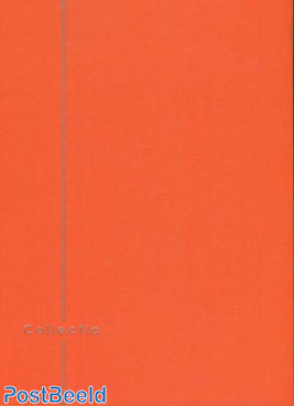 Collectio Stockbook Dutch Orange 8 Pages