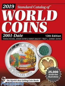 Krause World Coins 2001-Date, 13th edition