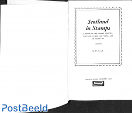 C.W. Hill, Scotland in Stamps