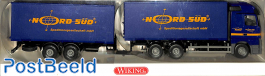 Truck MB Actros