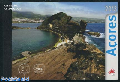 Prestige booklet with 2013 stamps