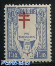 1Fr, Stamp out of set