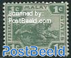Federated Malay States, 1c, Stamp out of set