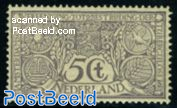 5c Anti tuberculosis, Stamp out of set