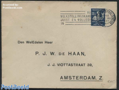 Cover to Amsterdam