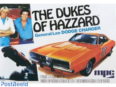 MPC The Dukes of Hazzard General Lee Dodge Charger #MPC706L/12