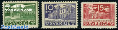Parliament 3v all sides perforated
